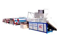 Plastic Flat Film Extrusion Machine