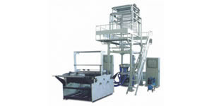 Co-Extrusion Film Blowing Machine