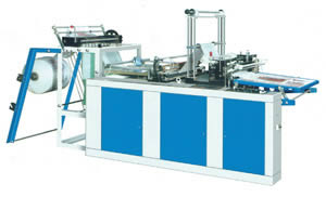 Film Sealing Cutting Machine